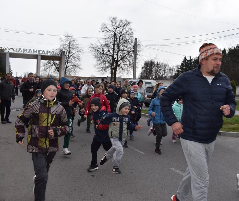 У Новограді-Волинському відбувся марафон присвячений Всесвітньому Дню здоров'я, фото-2
