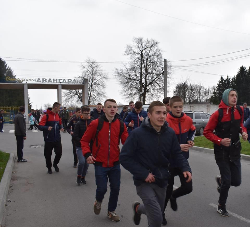 У Новограді-Волинському відбувся марафон присвячений Всесвітньому Дню здоров'я, фото-3