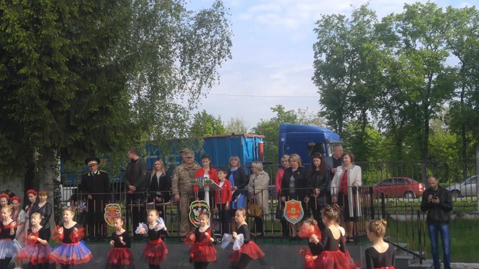 У Новограді-Волинському відбувся міський етап дитячо-юнацької військово-патріотичної гри «Сокіл» («Джура»), фото-3