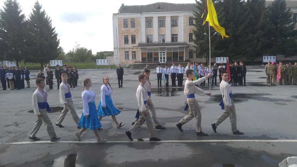 У Новограді-Волинському відбувся міський етап дитячо-юнацької військово-патріотичної гри «Сокіл» («Джура»), фото-5