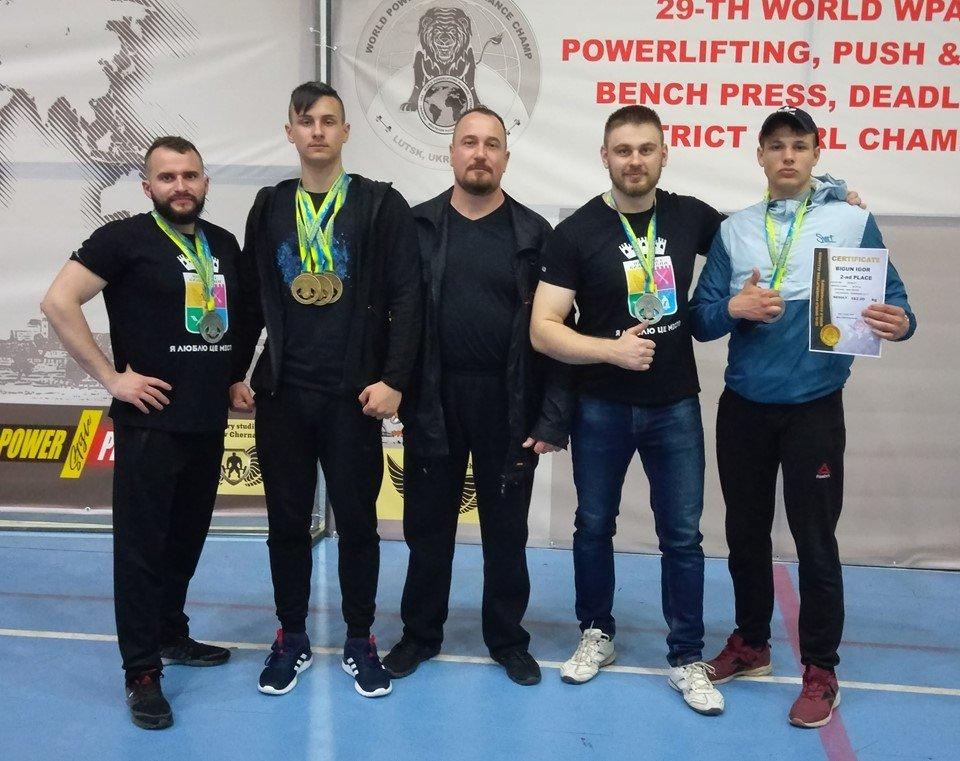 Новоград-волинці вибороли 9 медалей на Чемпіонаті світу з пауерліфтингу, фото-1