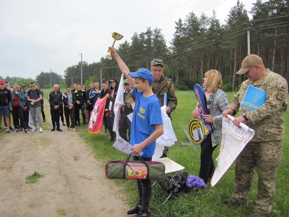 Підсумки міського етапу Всеукраїнської військово-патріотичної гри «Сокіл» («Джура»), фото-1