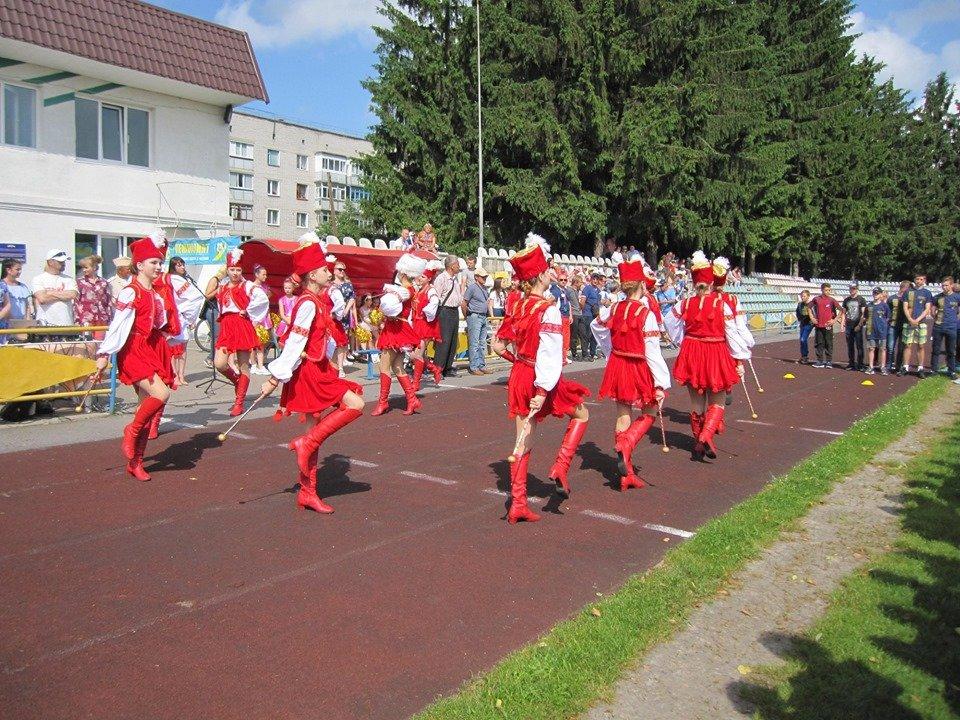 Фестиваль «Козацький гарт» у місті Новограді-Волинському, фото-1