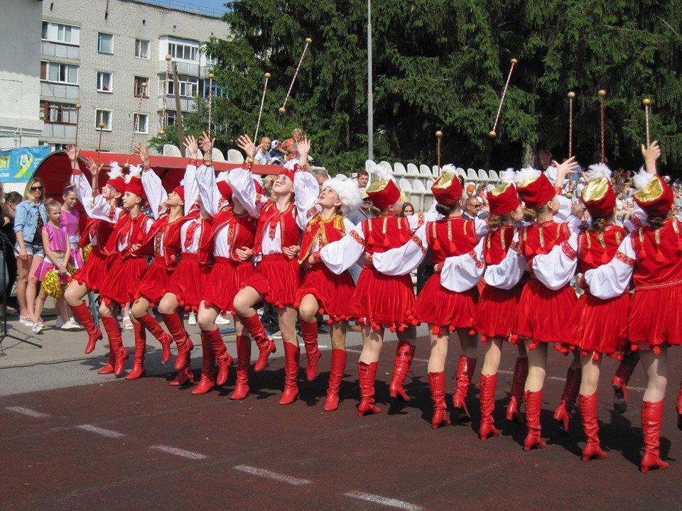Фестиваль «Козацький гарт» у місті Новограді-Волинському, фото-2
