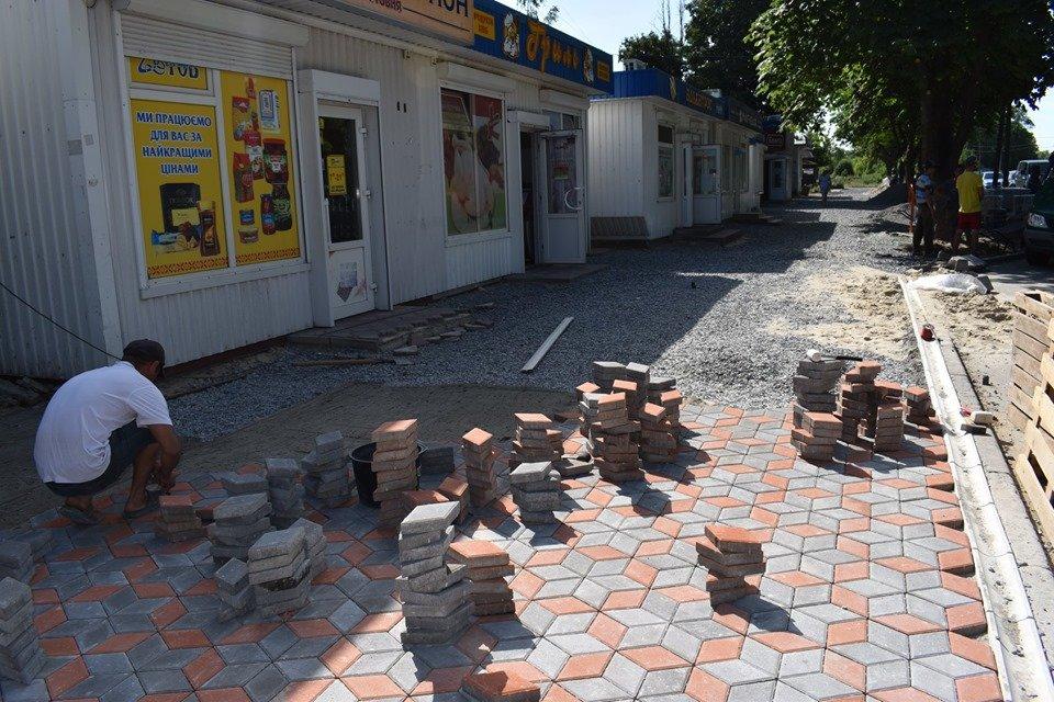 У Новограді-Волинському проводиться капітальний ремонт доріг та тротуарів, фото-2