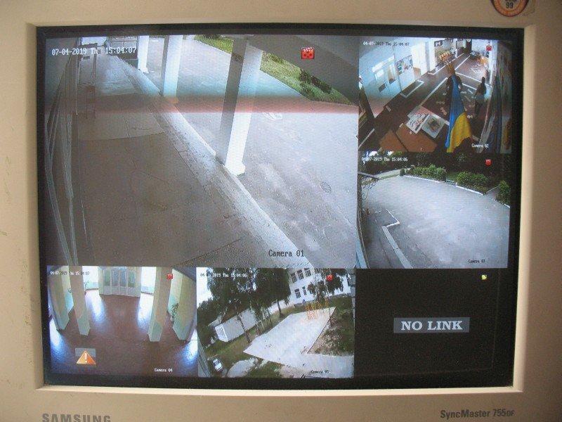 У 7-й школі Новограда-Волинського встановили відеоспостереження, фото-2