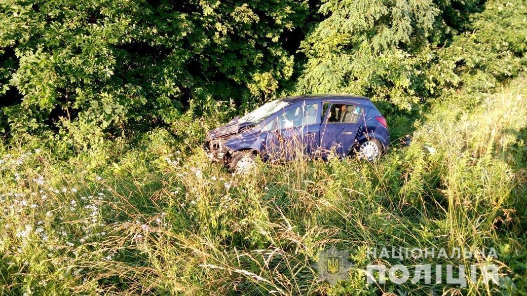 На Звягельщині унаслідок ДТП загинули троє людей, фото-1