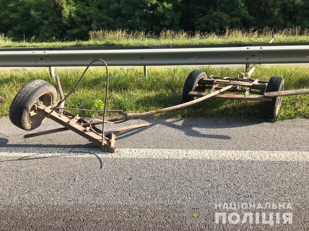 На Звягельщині унаслідок ДТП загинули троє людей, фото-2