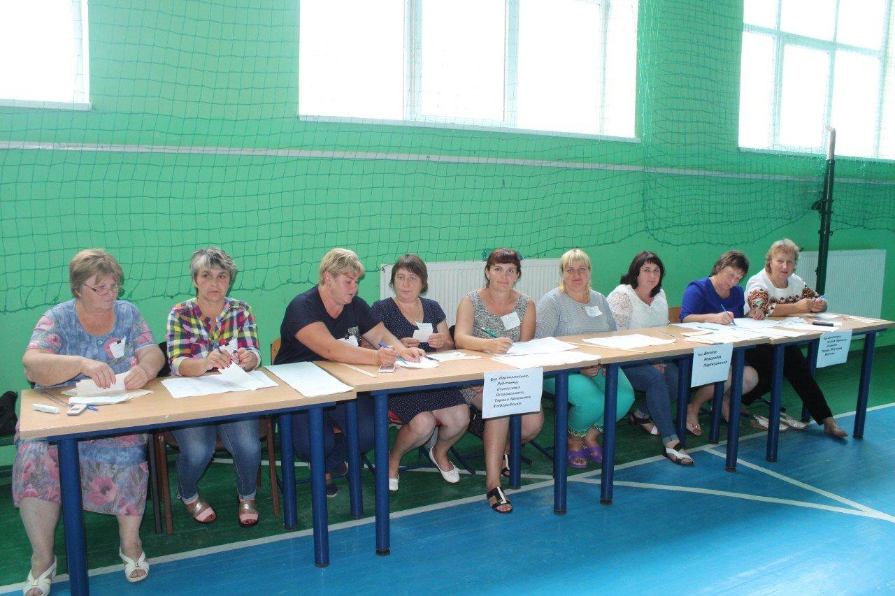 Як голосують в Слободі Романівській Новоград-Волинського району , фото-1