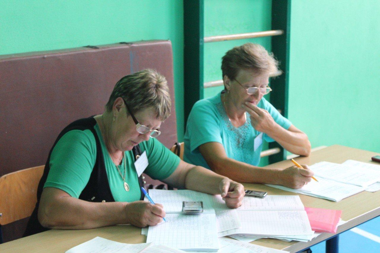 Як голосують в Слободі Романівській Новоград-Волинського району , фото-2