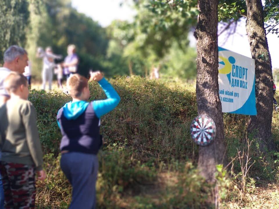 """Як новоградські учні змагалися в """"Олімпійський день"""" на Случі (ФОТО, ВІДЕО) , фото-1"""