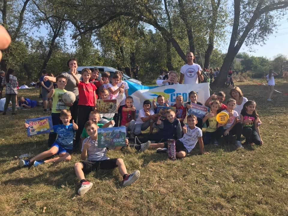 Як учні 7-ї школи Новограда-Волиського провели свій «Олімпійський день» (ФОТО), фото-1