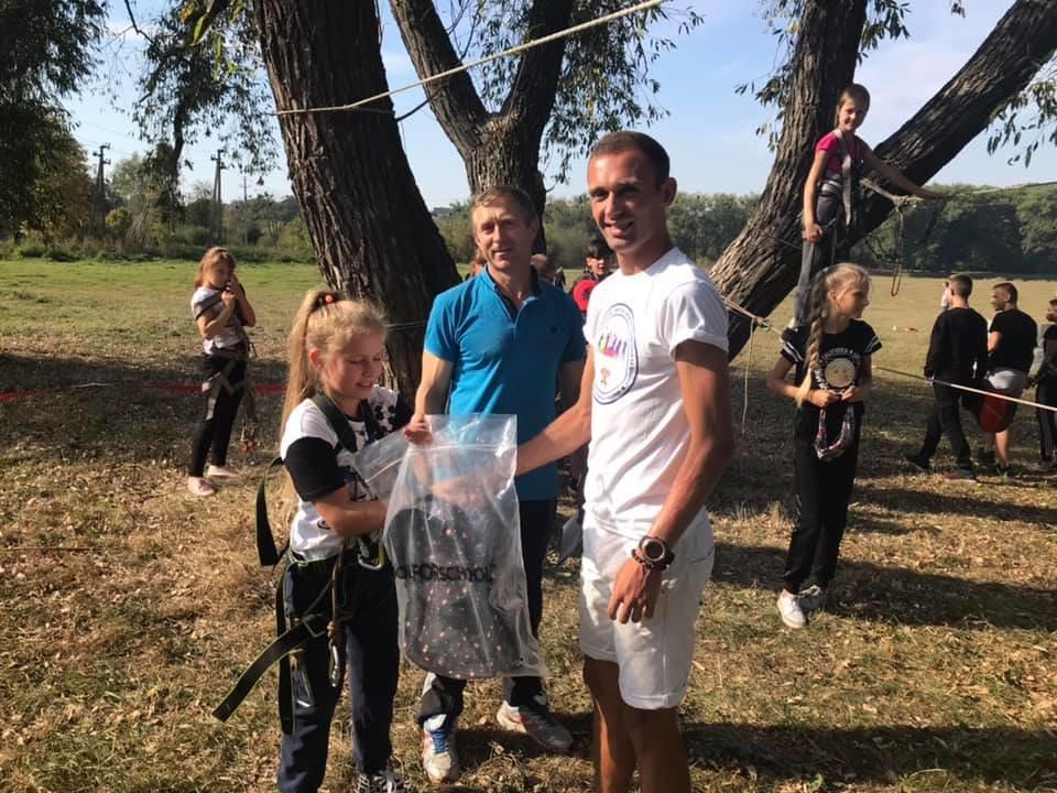 Як учні 7-ї школи Новограда-Волиського провели свій «Олімпійський день» (ФОТО), фото-2