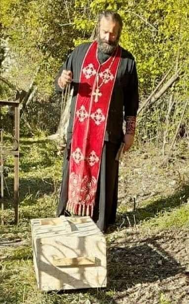 У Грузії поховали знайденого на Новоград-Волинщині грузинського солдата (ФОТО), фото-1