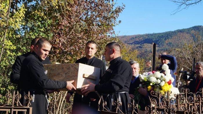 У Грузії поховали знайденого на Новоград-Волинщині грузинського солдата (ФОТО), фото-5