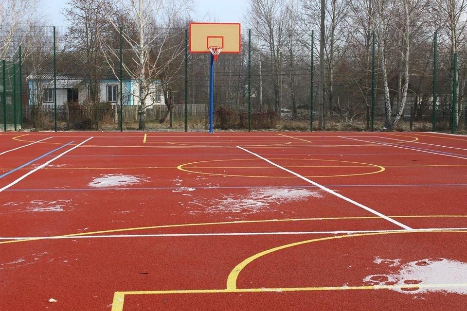 У Чижівській ОТГ відкрили найкращий на Новоград-Волинщині спортивний комплекс , фото-1