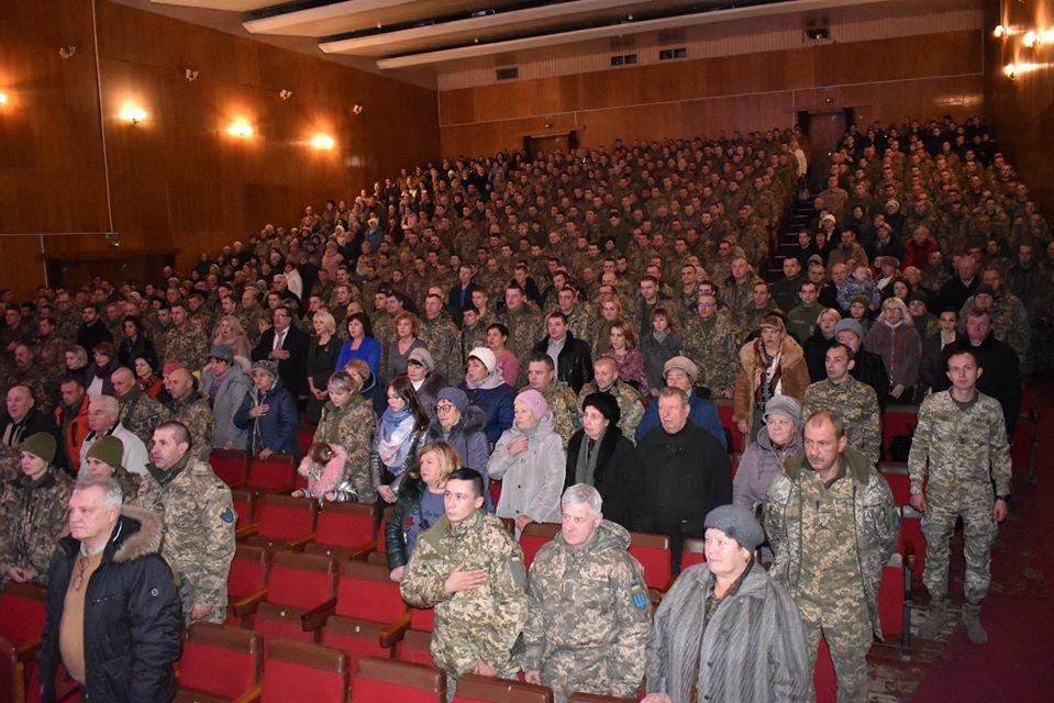 Як у Новограді відзначали День ЗСУ та Міжнародний день волонтерів, фото-6