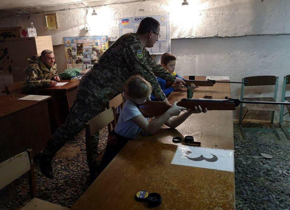 Військові 30-тої бригади імені князя Костянтина Острозького провели «Урок мужності» , фото-3