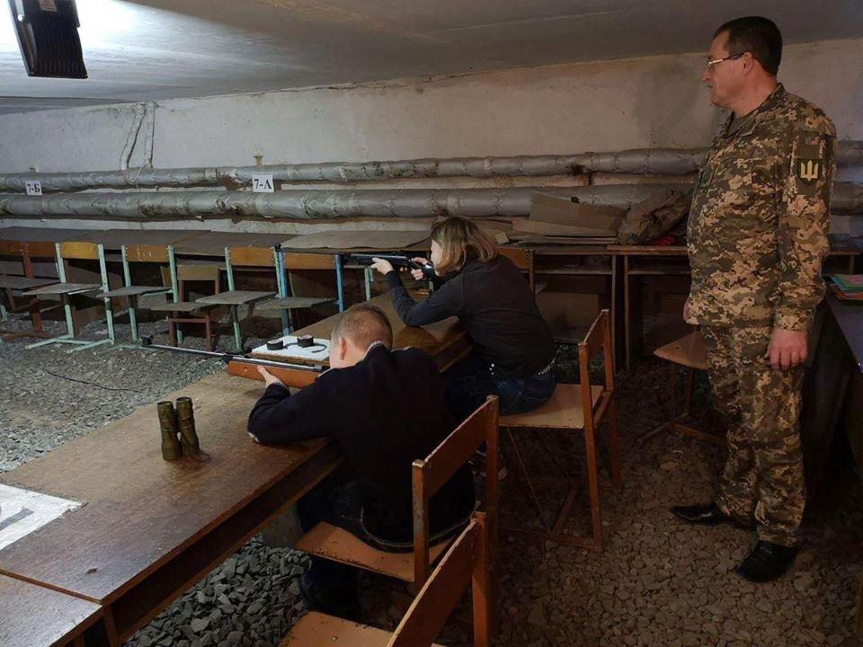 Військові 30-тої бригади імені князя Костянтина Острозького провели «Урок мужності» , фото-2
