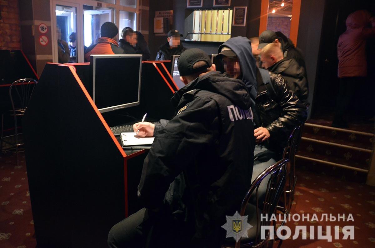 У Новограді-Волинському поліцейські проводять заходи із припинення діяльності гральних закладів, фото-2