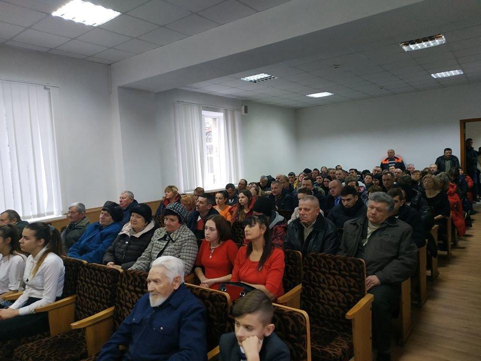 У Новограді-Волинському енергетиків привітали з професійним святом, фото-1