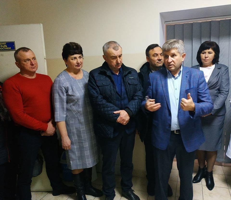 У Новограді-Волинському презентували сучасне медичне обладнання, фото-3