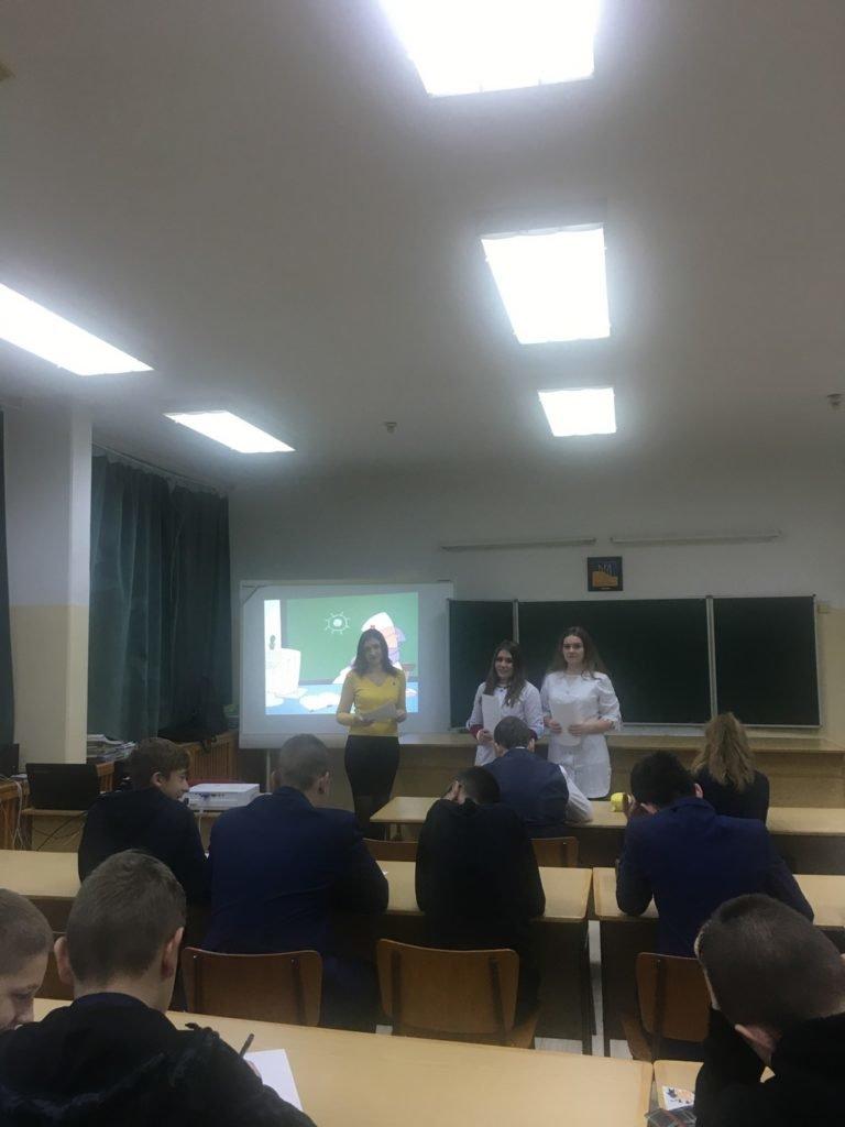 У Новограді-Волинському провели бесіду з школярами на тему: «Культура статевих відносин», фото-3