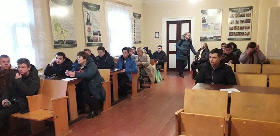 У Новоград-Волинському ОМВК розпочали приписку юнаків 2003 року народження, фото-3