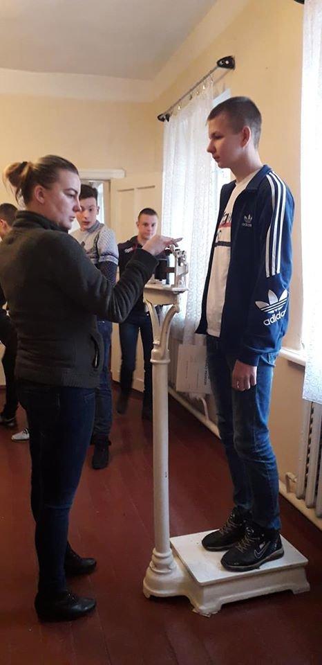 У Новоград-Волинському ОМВК розпочали приписку юнаків 2003 року народження, фото-4