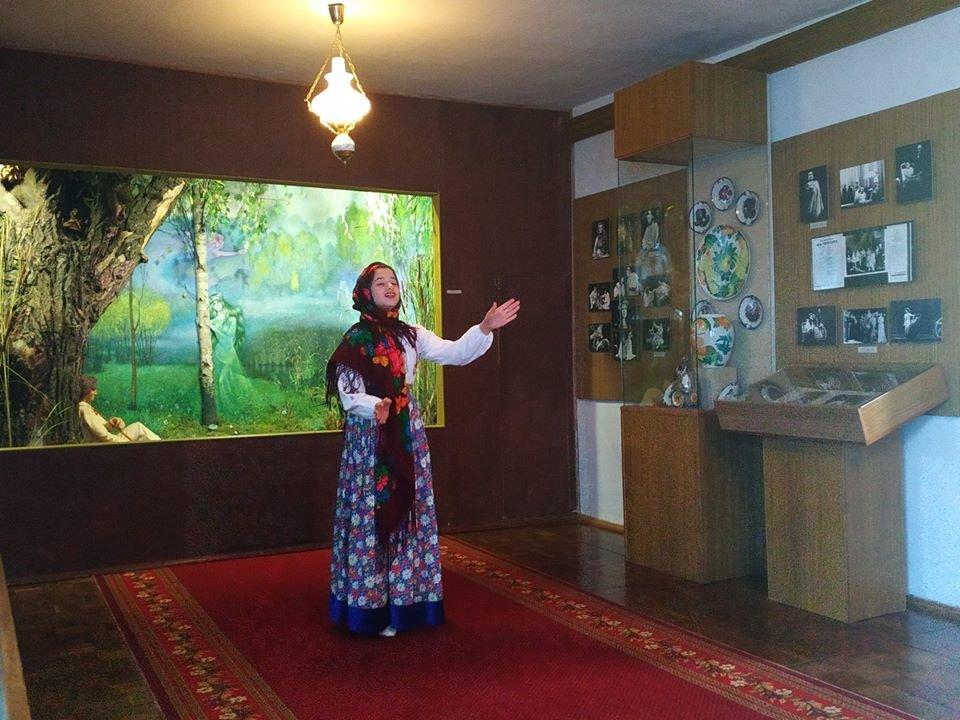 У Новоград-Волинському літературно-меморіальному музеї Лесі Українки відзначили Різдво Христове, фото-4