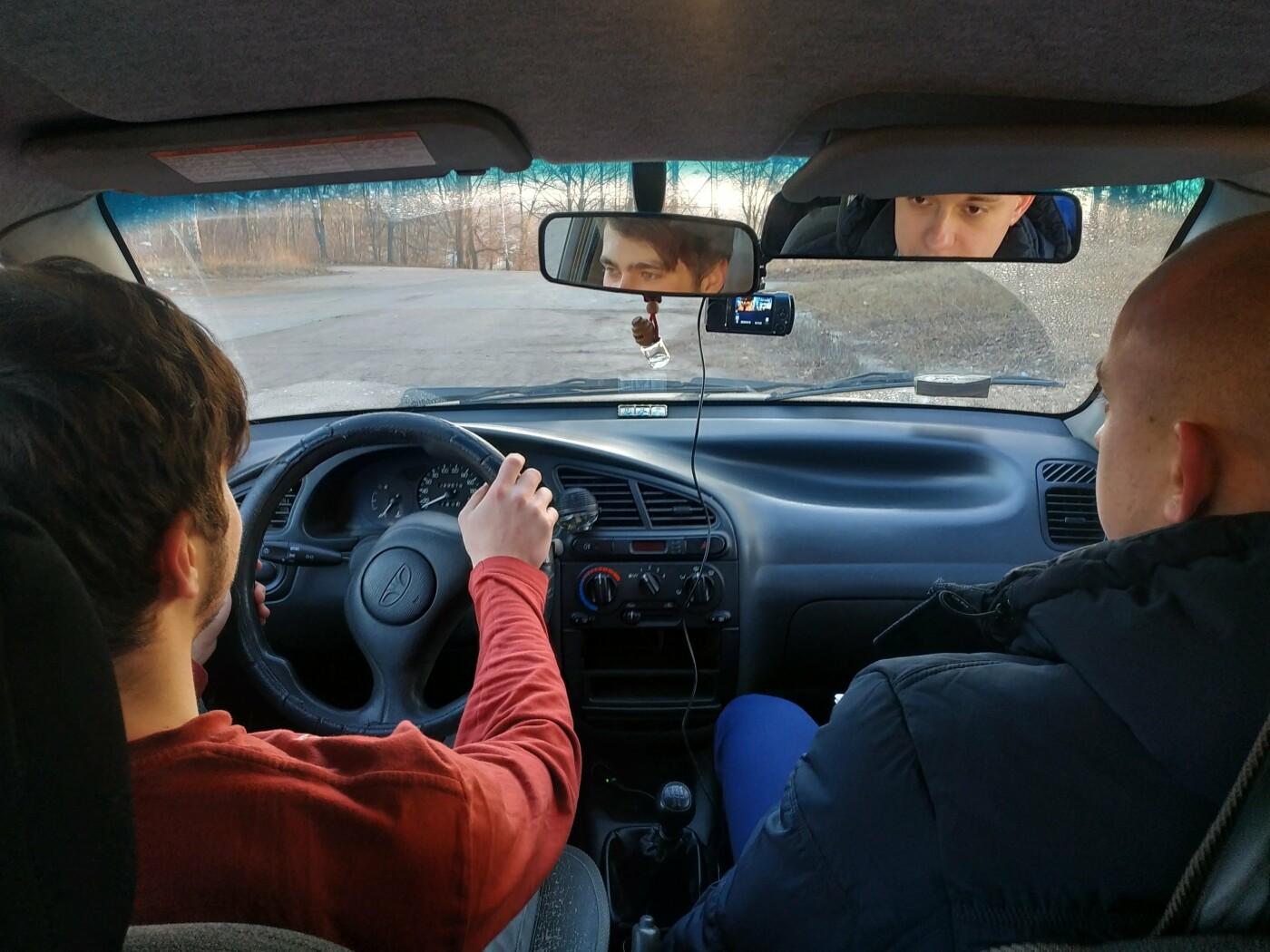 Складання іспиту на право керування транспортними засобами буде фіксуватися за допомогою відеореєстратора, фото-1