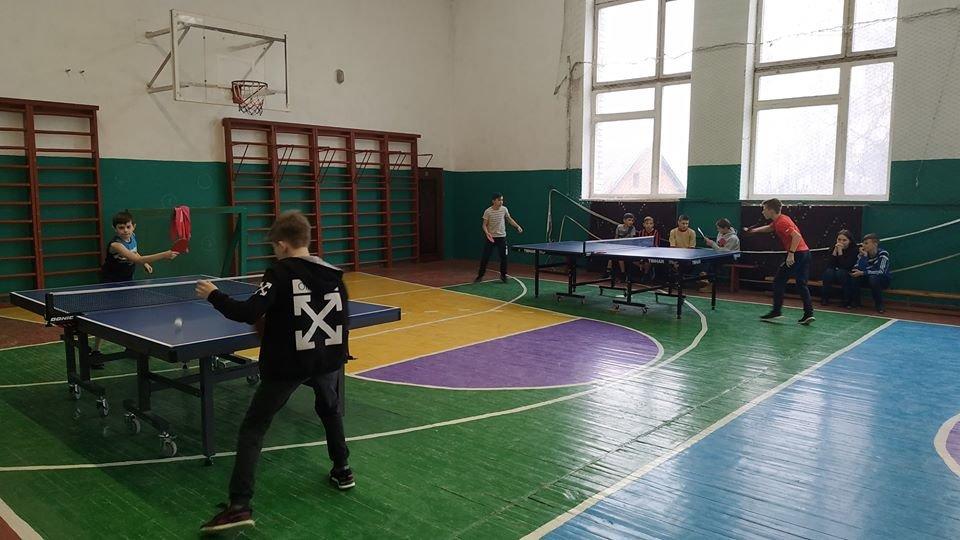 У Новограді-Волинському відбувся турнір з настільного тенісу, фото-1