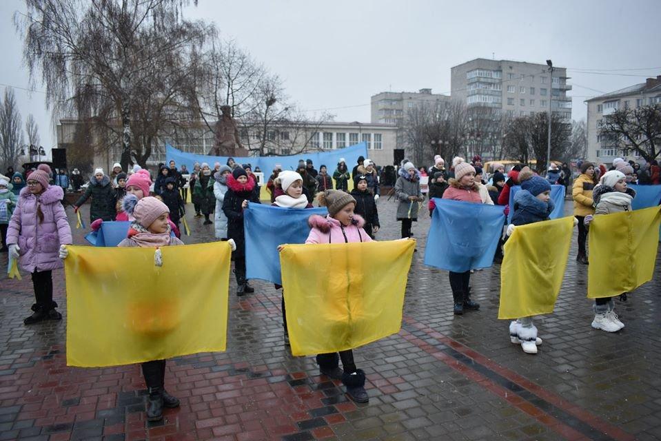 У Новограді-Волинському відзначили День Соборності України, фото-1