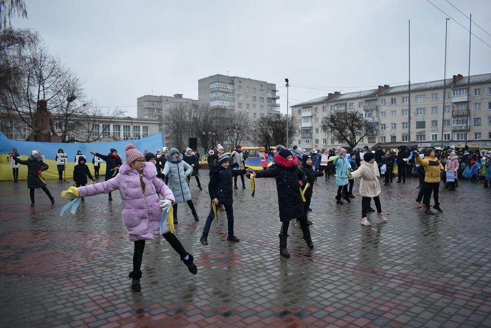 У Новограді-Волинському відзначили День Соборності України, фото-8