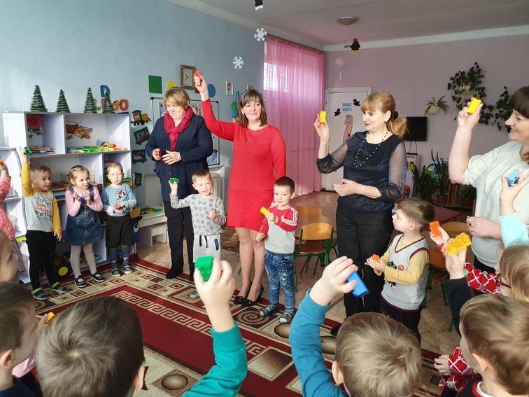 У Новоград-Волинському ДНЗ №1 «Джерельце» відбувся тренінг для педагогів закладів дошкільної освіти, фото-1