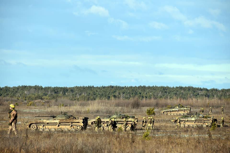 Активно тривають навчання військовослужбовців 30 ОМБр, фото-5