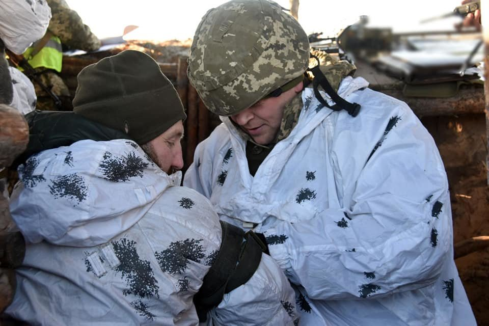 Активно тривають навчання військовослужбовців 30 ОМБр, фото-1