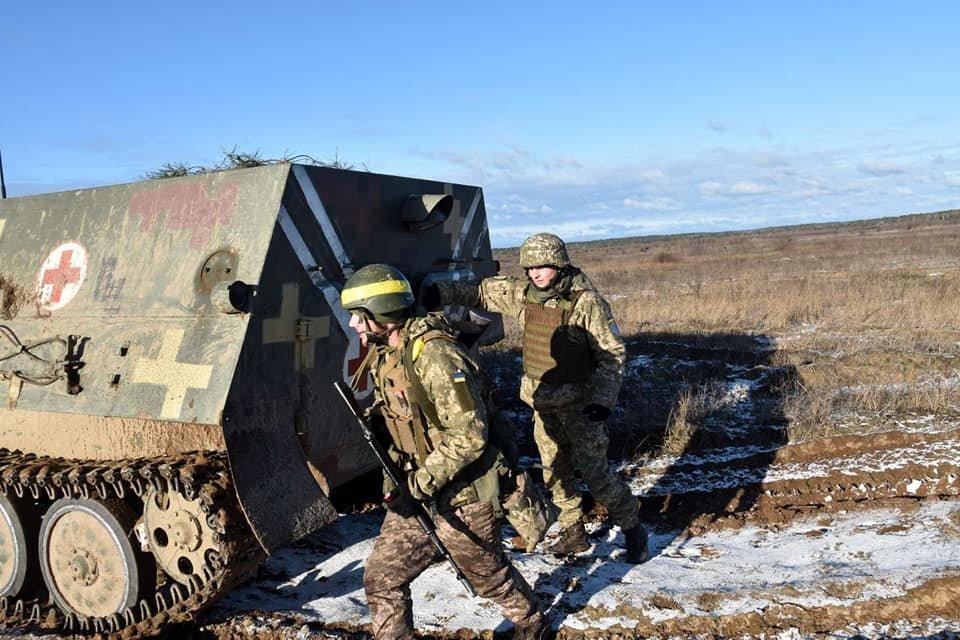 Активно тривають навчання військовослужбовців 30 ОМБр, фото-2