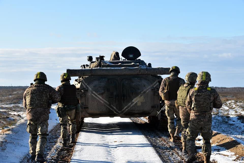 Активно тривають навчання військовослужбовців 30 ОМБр, фото-4