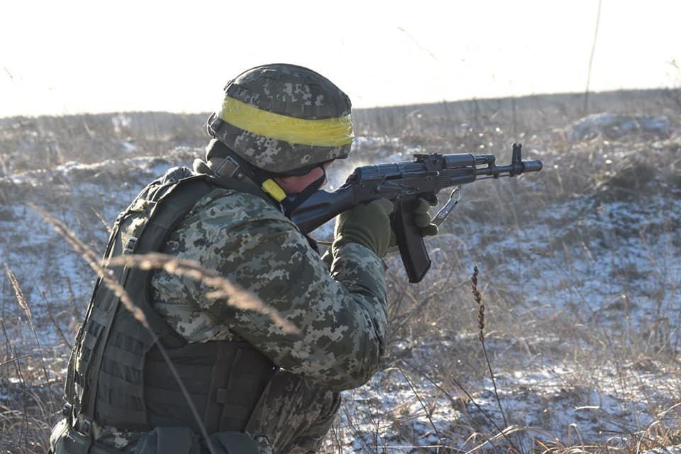 Активно тривають навчання військовослужбовців 30 ОМБр, фото-3