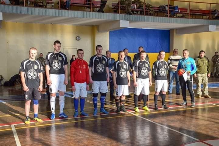 Футбольна команда 30-тої бригади прийняла участь в чемпіонаті з футзалу ОК «Північ», фото-1