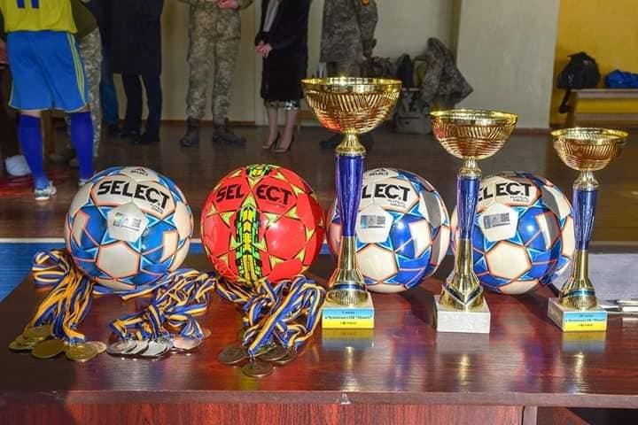 Футбольна команда 30-тої бригади прийняла участь в чемпіонаті з футзалу ОК «Північ», фото-3