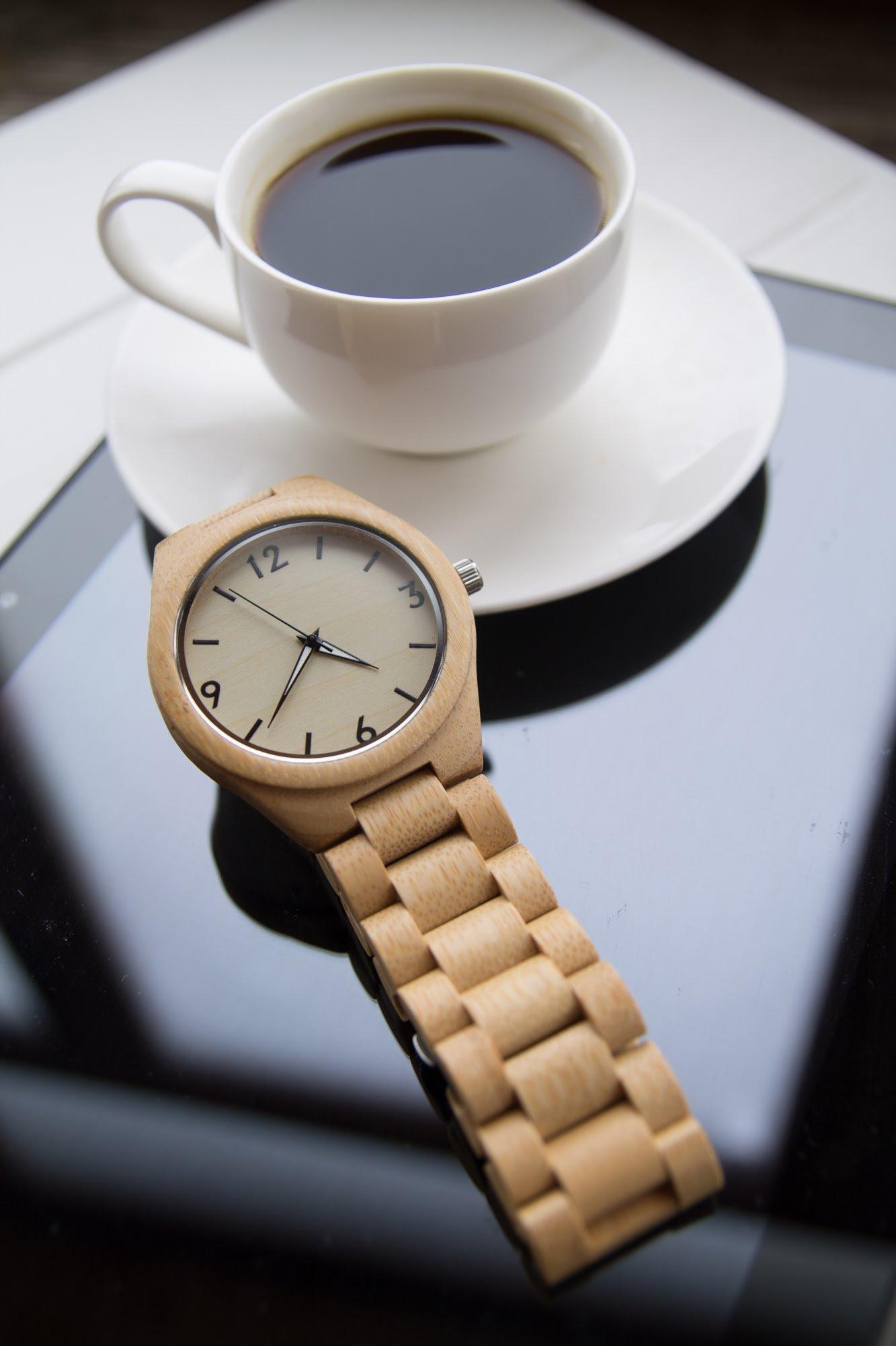 Тренд цієї весни - унікальний годинник з дерева, фото-6