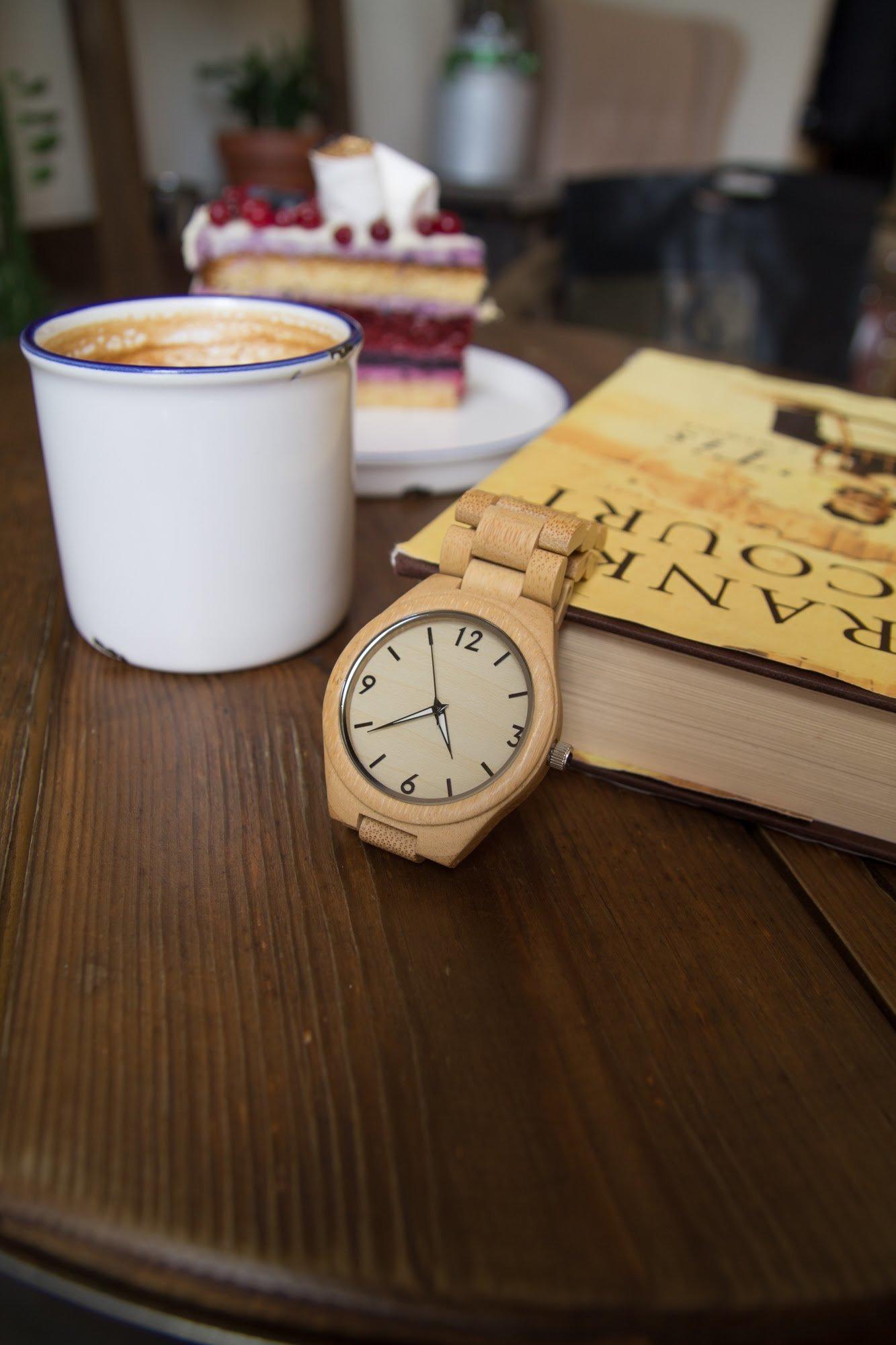 Тренд цієї весни - унікальний годинник з дерева, фото-5