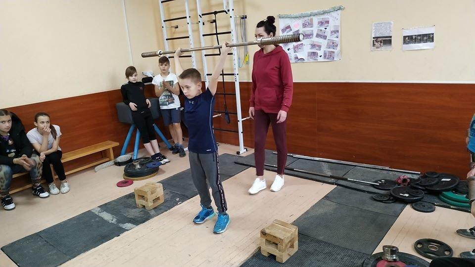 Юні важкоатлети змагалися у  Новограді-Волинському (ФОТО), фото-1