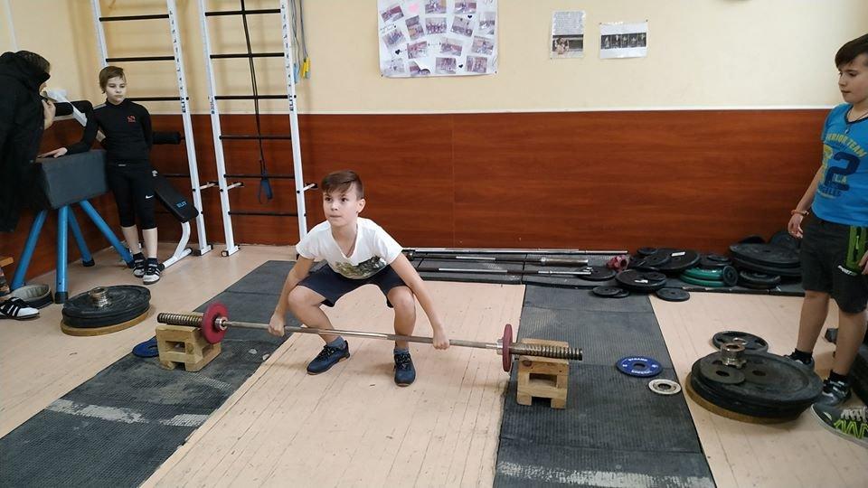 Юні важкоатлети змагалися у  Новограді-Волинському (ФОТО), фото-4