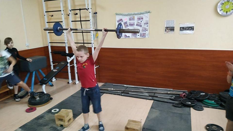Юні важкоатлети змагалися у  Новограді-Волинському (ФОТО), фото-5