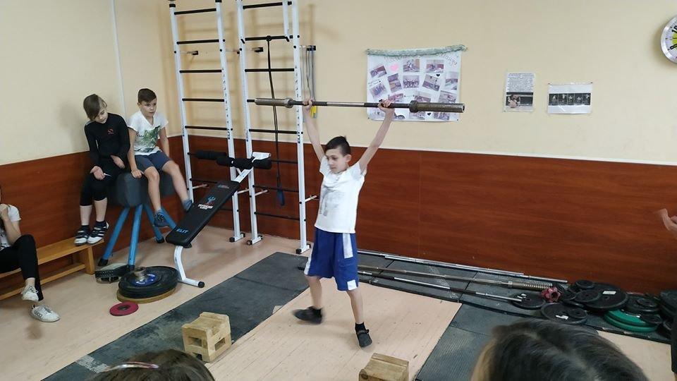 Юні важкоатлети змагалися у  Новограді-Волинському (ФОТО), фото-8