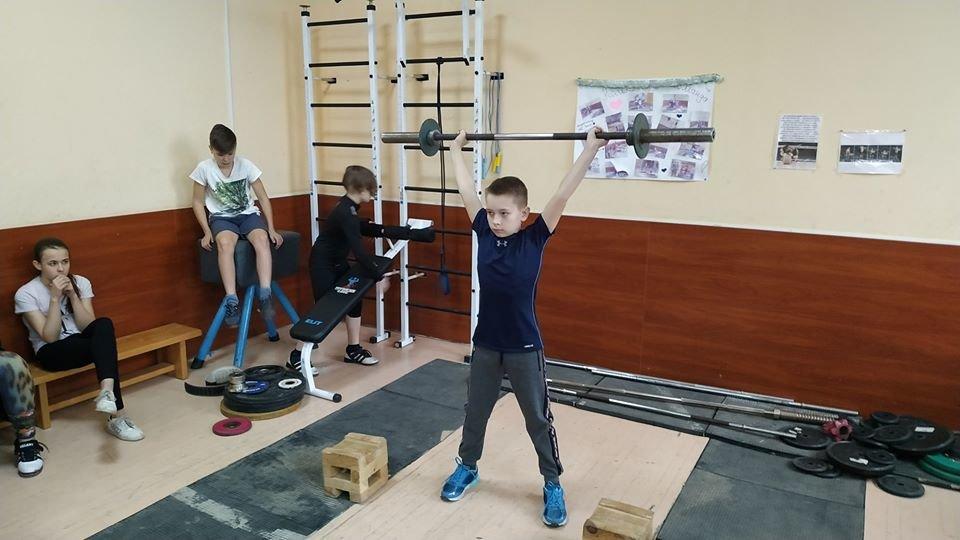 Юні важкоатлети змагалися у  Новограді-Волинському (ФОТО), фото-9