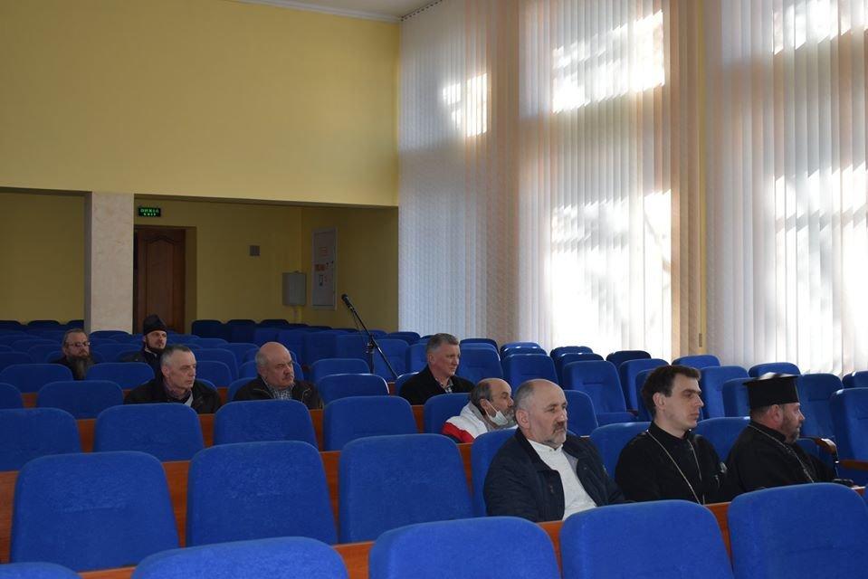 Представники релігійних конфесій Новограда-Волинського озвучили правила поведінки у храмах, фото-2